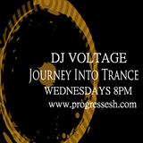 Dj Voltage Journey Into Trance  Free Download 7-6-2017