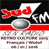 Sud FM Sen Radio - Rétrospective Culture 2015