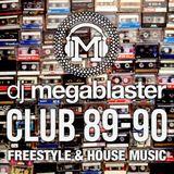 Dj Megablaster - Club 89-90