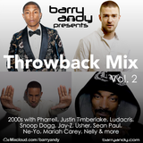 Barry Andy - '00s Throwback Mix: Snoop Dogg, Justin Timberlake, Usher, Sean Paul, Ludacris, Nelly