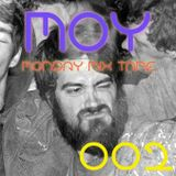 Moy's Monday Mixtape 002 - Garage