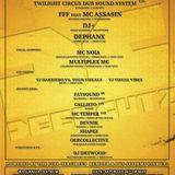 TWILIGHT CIRCUS DUB SOUNDSYSTEM - LIVE AT WAALHALLA NIJMEGEN 2012
