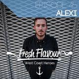FRESH FLAVOUR PODCAST #045 - ALEXI