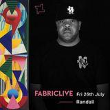 Randall FABRICLIVE x Mac II Promo Mix