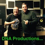 Dave Pullen with DJ Pluto. (The DNA Show) 12th June 2018 (Show 37) Defiant Radio