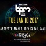 Maher - live at Tribeca Playa (THE BPM 2017, Mexico) - 10-Jan-2017