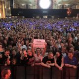 Eddy TM at Alexandra Palace supporting The Prodigy on Sat 16th May 2015: 4 CDJs + 1 mixer.