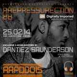 REPRESSURECTION - RRPOD015 - Dantiez Saunderson (FEB 25th 2014 on DI.FM)