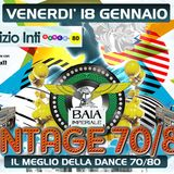 last night at Baia Imperiale vintage 70/80