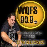 Fred DJFM Maldonado 1HR House MasterMIx-House Music Mondays WQFS 90.9 FM 1-8-2018