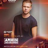 Armin van Buuren @ Main Stage, Ultra Music Festival, China - 10-09-2017