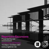 Law - Repertoire Excursion 32 - Jungletrain [26-09-18]
