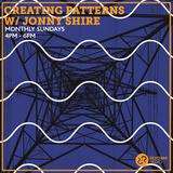 Creating Patterns w/ Jonny Shire 16th June 2019