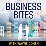 Business Bites Episode 2 - James Charlesworth