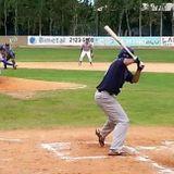 Agustín Tissera - Beisbol