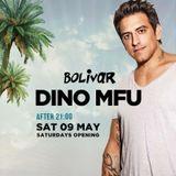 Dino MFU Live @ Bolivar- Saturday Opening night 9.5.15