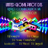 United Global Pinoy DJs Retro Collaboration Mix for DJ Rhenzo