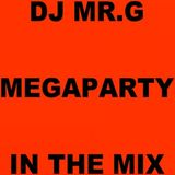 MR.G - Megaparty In The Mix (Section The Party)