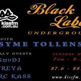 Syme Tollens - Kiss FM 13th November 2012