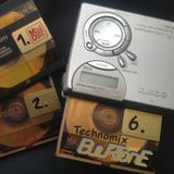 BuuRTonE - Saturday Night Techno vol.6 Oldskool Vinyl Edition Minidisc Special 14-09-2019