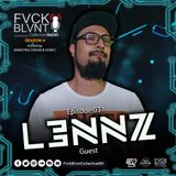 Fvck Blvnt Collective Radio / Episode 031 - Lennz