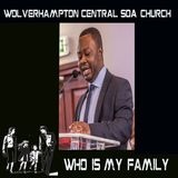 Who is my Family Pastor S Appiah
