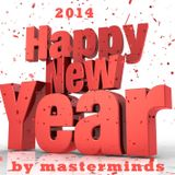 Happy New Year 2014 by masterminds
