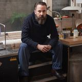 Andrew Weatherall, live @ Closure, Amsterdam (04/12/15)