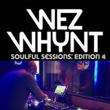 Wez Whynt's Soulful Sessions: Edition 4