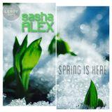 SashaALEX - Spring Is Here (2015)