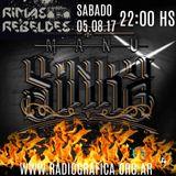 RIMAS REBELDES CON MANU SINKA 5-8-17