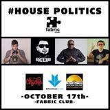 Alfonso Padilla @ House Politics #2
