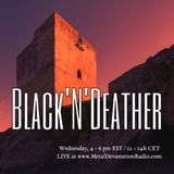 Black'N'Deather Classic Edition - 2018-09-04 - 2 hours of Black, Pagan and Viking Metal