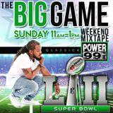 DJ Qlassick Live On Power99 FM Super Bowl Sunday