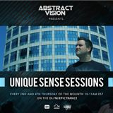Abstract Vision – Unique Sense Sessions 005