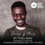 DJ Thes-Man - Journey Of Muziq Show #169