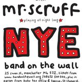 Mr Scruff NYE DJ Mix from Band On The Wall, Manchester, December 31st 2011