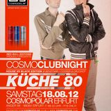 Cosmo Clubnight @ Cosmopolar Erfurt am 18.08.12 (Live-Mitschnitt, Black Opening)
