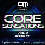 Core Sensations Episode 12 - September 2017