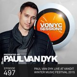 Paul van Dyk's VONYC Sessions 497 – PvD Live at Winter VANDIT Night 2015