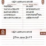 The C60 Mixtape Show 27th June 2017