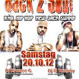 Back 2 Soul Party ( RnB Mix 2 by Dj Krazee G )