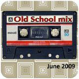 Tibo M, Old school mix, June 2009