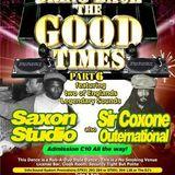 Sir Coxsone v Saxon Studio@ Lambeth Town Hall Brixton London UK 26.9.2008