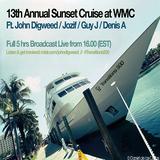John Digweed, Guy J, Jozif & Denis A @ 13th Annual Sunset Cruise, (WMC 2014, Miami) - 27-03-2014