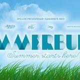 Hardwell - Full Set @ Summerburst Festival Stockholm, Sweden 2014-06-13| +Video