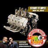 JAMROCK RADIO NOV 14, 2012: START IT UP!!!