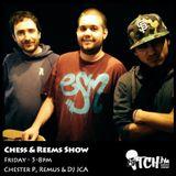 Chester P, Remus & DJ J.C.A - Chester & Remus Show 2 - Ed Scissortongue  - ITCH FM (10-JAN-2014)