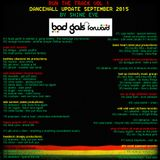 run the track vol 1... dancehall update september 2015