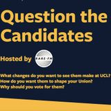 UCLU Leadership Elections: Question The Candidates live broadcast on Rare FM